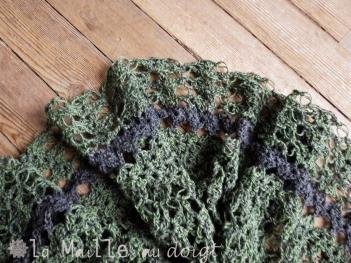 mimosa shawl détails 7